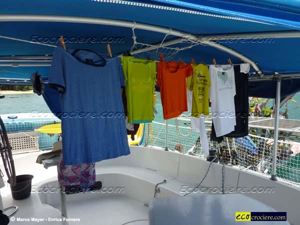 Il bucato... - Saint Lucia
