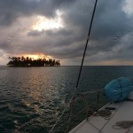 L'alba su Turtle Island.
