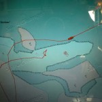 Meglio non fidarsi totalmente della cartografia!!