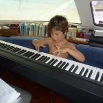 Un pianoforte!